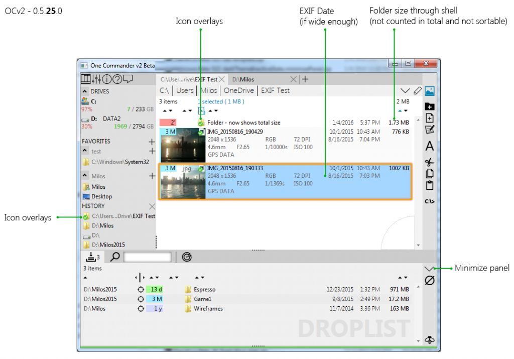 OCv2-Update5_25_IconOverlays,ExifDate,FolderSize