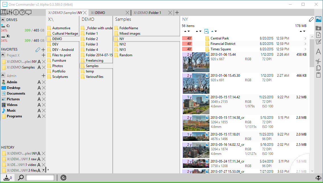 One Commander - Your NEXT file manager